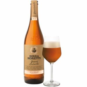Birra Moretti Grani-Antichi