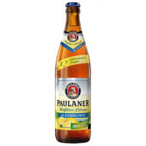 Paulaner Weissbier-radler No Alcoholic