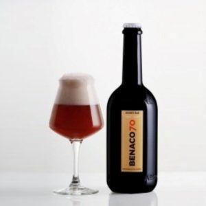 benaco70 - honey ale